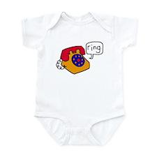 Ring Infant Bodysuit