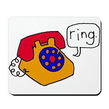 Ring Mousepad
