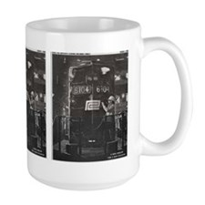 Penn Central Railroad 1968 Mug