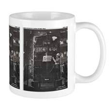Penn Central Railroad 1968 Coffee Mug