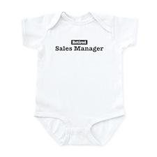 Retired Sales Manager Infant Bodysuit