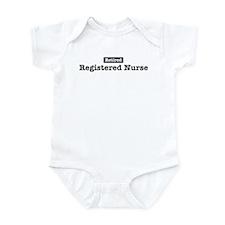 Retired Registered Nurse Infant Bodysuit