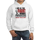 In The Fight 1 PD (Dad) Hoodie