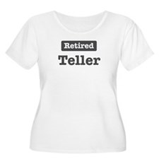 Retired Teller T-Shirt