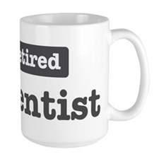 Retired Scientist Mug