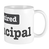 Retired Principal Small Mug