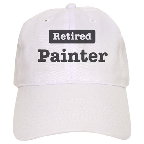 Retired Painter Cap