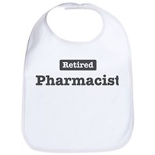 Retired Pharmacist Bib