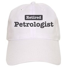 Retired Petrologist Baseball Cap
