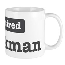 Retired Milkman Small Mug