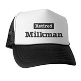 Retired Milkman Trucker Hat