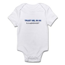 Trust Me I'm an Illusionist Infant Bodysuit