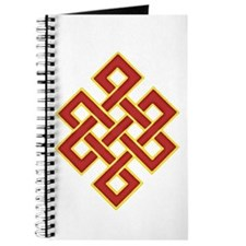 Traditional Endless Knot Journal