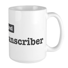 Retired Braille Transcriber Mug