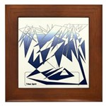 Tribal Spirit Collection Framed Tile