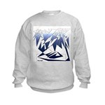 Tribal Spirit Collection Kids Sweatshirt
