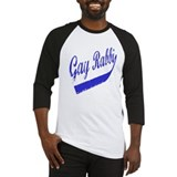 Gay Rabbi Baseball Jersey
