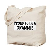 Proud to be Grammie Tote Bag