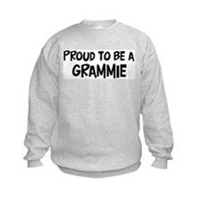 Proud to be Grammie Sweatshirt