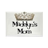 Madelyn's Mom Rectangle Magnet