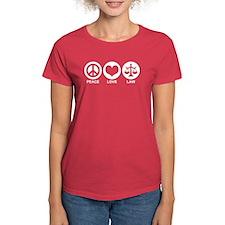 Peace Love Law Tee