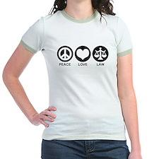 Peace Love Law T