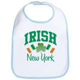 IRISH NEW YORK Bib