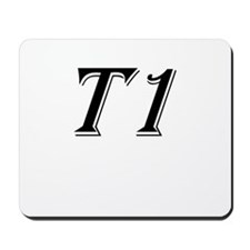 Type 1 Mousepad