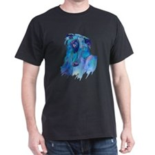Borzoi on Darks T-Shirt