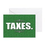 Taxes... Greeting Cards (Pk of 20)