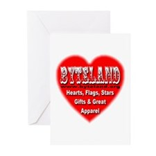 Byteland Greeting Cards (Pk of 20)