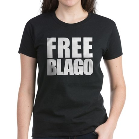Free Blago Women's Dark T-Shirt
