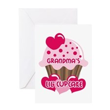 Grandma's Lil' Cupcake Greeting Card