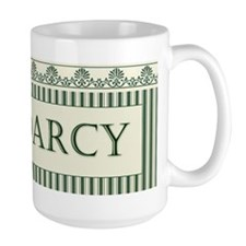 Mr. Darcy Stripe Mug