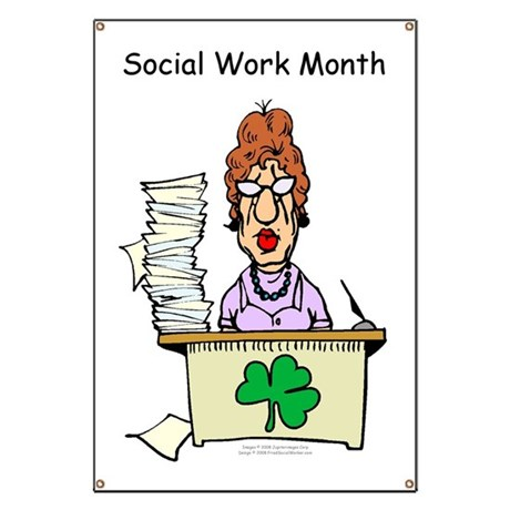 when is national social workers month 2013 | just b.CAUSE
