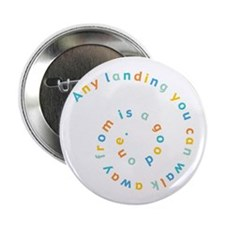 "Any Landing 2.25"" Button (10 pack)"