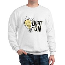 """Light On"" Sweatshirt"