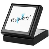 It's A Boy Keepsake Box