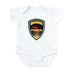 Miramar Police Infant Bodysuit