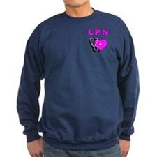 Nurses LPN Care Sweatshirt