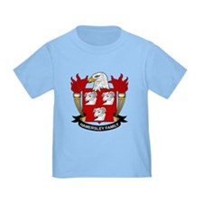 Hamersley Family Crest T