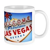 Cute Las vegas Small Mug