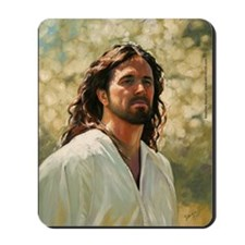 DIVINE DIGNITY Mousepad