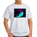 Sleepy Moonlight Light T-Shirt