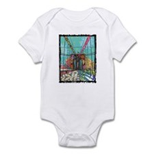 Brooklyn Bridge Infant Bodysuit