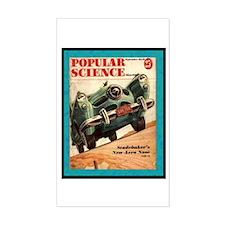 """1950 Studebaker Test"" Decal"