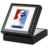Obama t shirt Keepsake Box