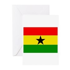 Cute African cup Greeting Cards (Pk of 10)