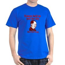 Mao Tse Tung on Women T-Shirt