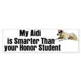 Aidi Bumper Sticker (10 pk)